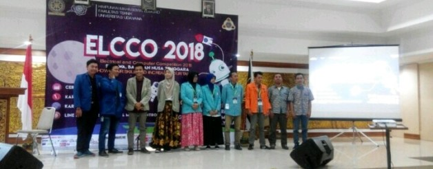 BEST PRESENTATION, TIM REDER VIRED KEMBALI BERPRESTASI
